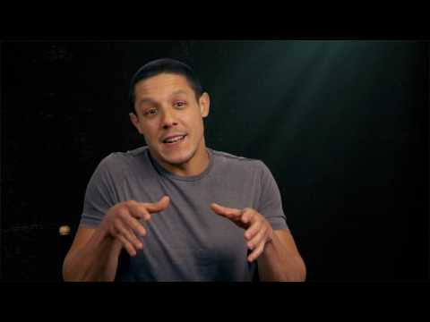 "When The Bough Breaks: Theo Rossi ""Mike"" Behind the Scenes Movie Interview"
