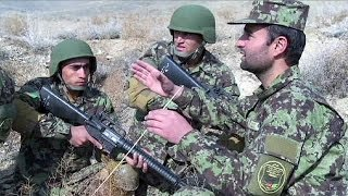 NATO strike kills five Afghan troops
