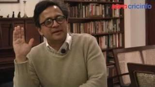 Running between the cricket - Episode 13 - Meeting Mukul Kesavan