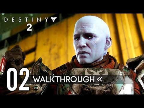Destiny 2 | Gameplay Walkthrough | Part 2 - A New Frontier / Combustion / Hope [1080p HD] from YouTube · Duration:  57 minutes 2 seconds