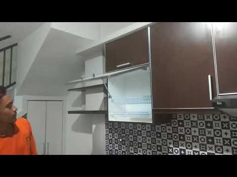 Aplikasi Kitchen Set di Cikarang Baru Bekasi