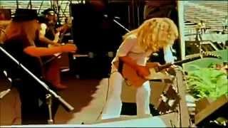 Lynyrd Skynyrd. Sweet Home Alabama. Live. Oakland, California 1977.