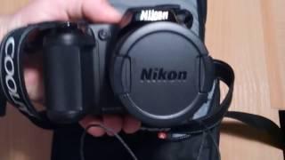 видео Фотоаппарат компактный Nikon Coolpix L340