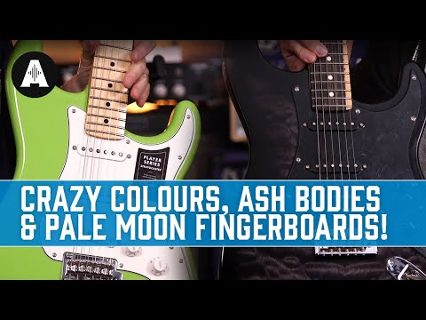Fender Release Highly Limited Range of FSR Guitars! - QUICK, Get Them While They're Hot...