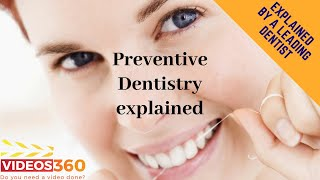 Now Trending - Preventive Dentistry by Dr. Palka Sharma