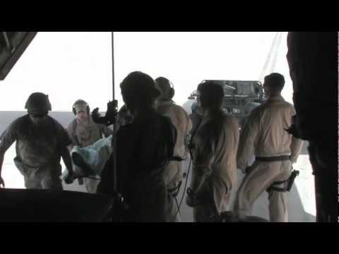 Aeromedical Evacuation Footage