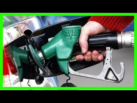Cost of diesel has increased while petrol prices fall