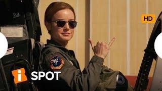 Capitã Marvel | Spot Legendado | PRÉ-VENDA