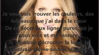 Celine Dion, Parler a mon père (paroles)
