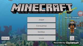 Como conseguir um command block no Minecraft pe