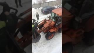 Спасение кота Васьки