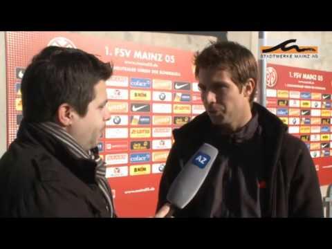 Mainz 05: A. Ivanschitz und M. Caligiuri im Interview
