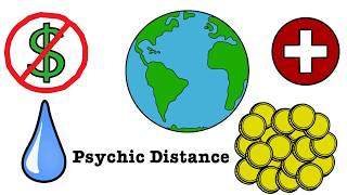 The Role of Psychic Distance in International Humanitarian Aid