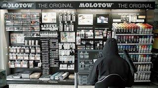 Molotow™ & Friends - Fino Vs Futura Craft Station