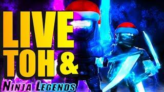 🔴Roblox Live Stream Now🔴 VIP server links of Ninja Legends (private Server Link)