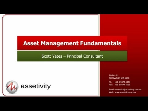 Asset Management Fundamentals
