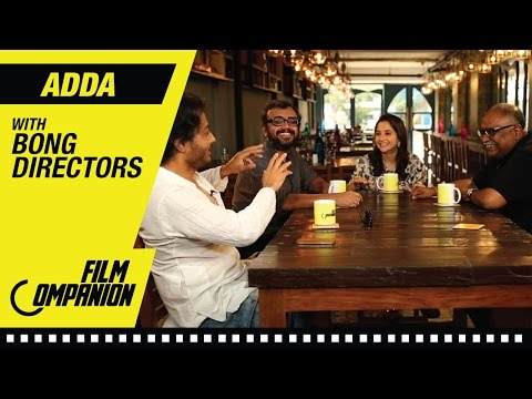 FC ADDA With Bong Directors - Dibakar Banerjee, Pradeep Sarkar & Sujoy Ghosh