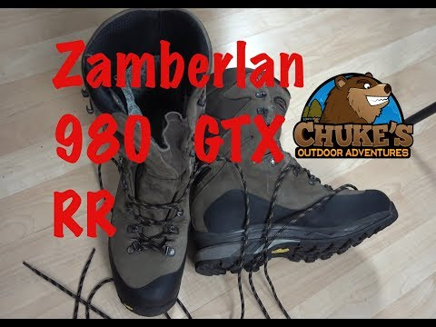 Zamberlan GTX Hunting Boots A Year Later: How Do They Hold Up?
