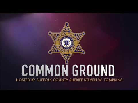 Common Gorund featuring an Inside Look at Suffolk County Sheriff's Department