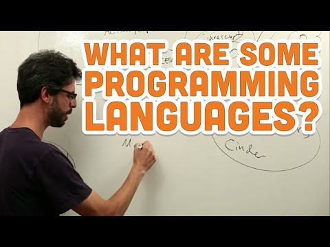 0.4: What are some programming languages? - Processing Tutorial