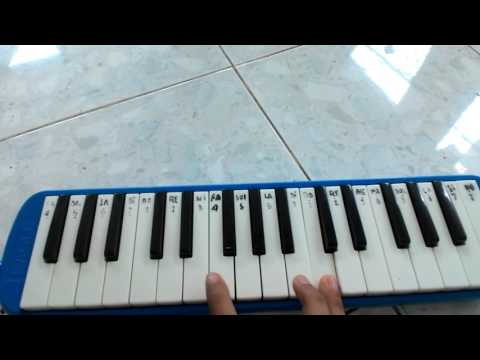 Tukang ojek pengkolan-pianika cover