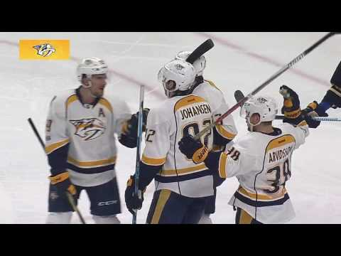 Nashville Predators vs Buffalo Sabres - February 28, 2017 | Game Highlights | NHL 2016/17