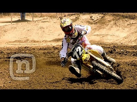 Team Rockstar Energy Suzuki Motocross Training Sessions: Back In The Day
