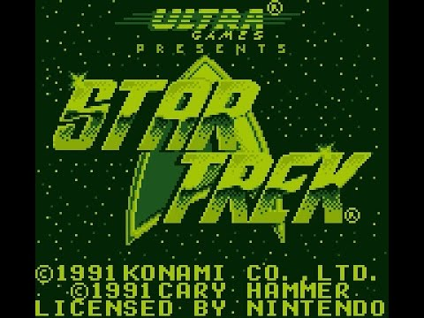 Game Boy Longplay [161] Star Trek: 25th Anniversary