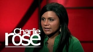 "Mindy Kaling on ""The Mindy Project"" 