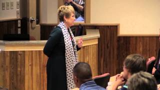Dr. Betty Adams - Higher Education in Advanced Manufacturing