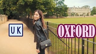 Oxford University, English Breakfast & Sightseeing | Kim Dao