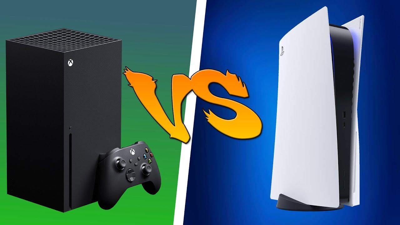 Playstation 5 VS Xbox Series X / Especificações - Design - Controle - Jogos - Retrocompatibilidade