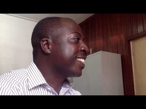 Learning exchange - Interview the Ministry Official Uganda