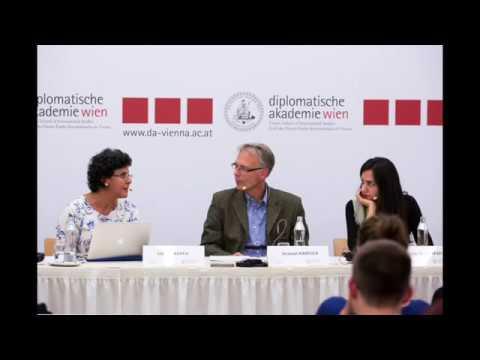 VIDC: Yemen - Crisis, Uprising, War; Panel with Elham Manea, Hisham Al-Omeisy and Safa Al-Ahmad