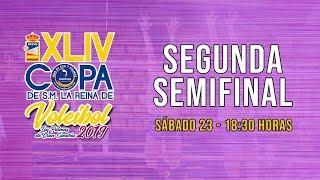 SEMIFINALES --- Minis Arluy VB Logroño VS Feel Volley Alcobendas