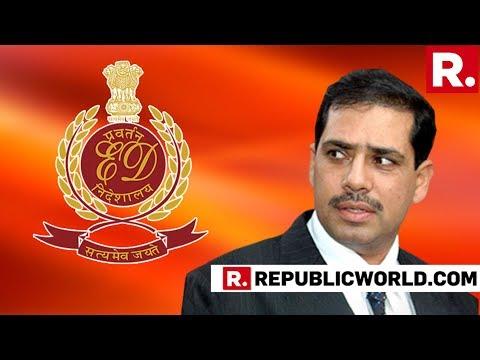 Big Twist Emerges In Vadra Probe: Sonia Gandhi's Aide Introduced Robert Vadra To Thampi?