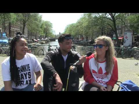 Cookie Questions - Amsterdam Edition [PART 1]