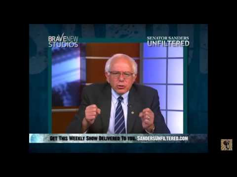 Bernie Sanders On What's Wrong With American Cowboy Capitalism