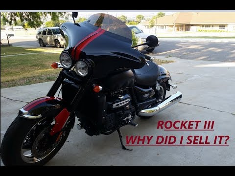 WHY I&#;M SELLING THE ROCKET  | WHAT KIND OF BIKE DO YOU RIDE? LIKES & DISLIKES