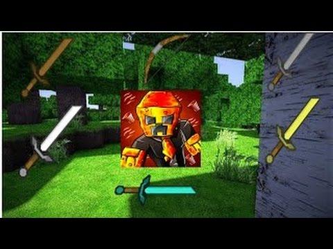Minecraft PvP Texture Packs: TBNRfrags Faithful Edit