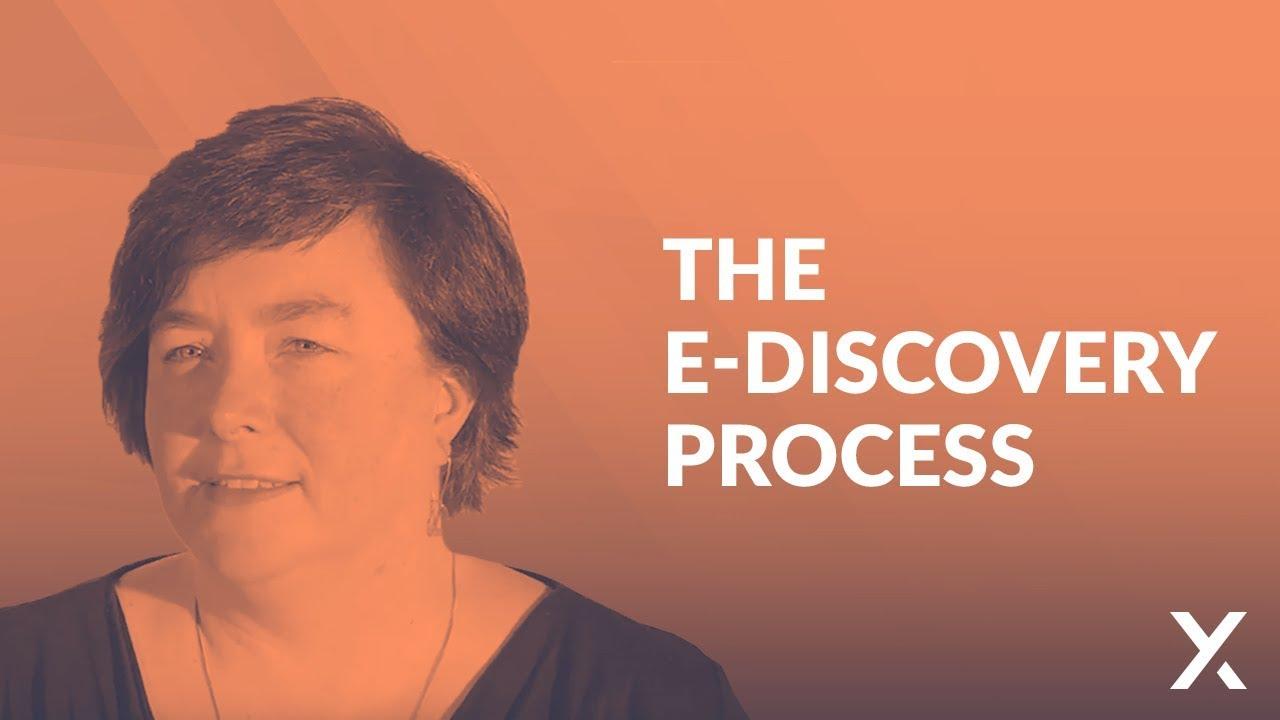 e discovery proces flow chart [ 1280 x 720 Pixel ]