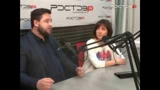 Александр Дубровский на телеканале Южные регион
