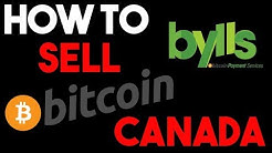 How To Sell Bitcoin In Canada | Easiest Way To Cashout Bitcoin