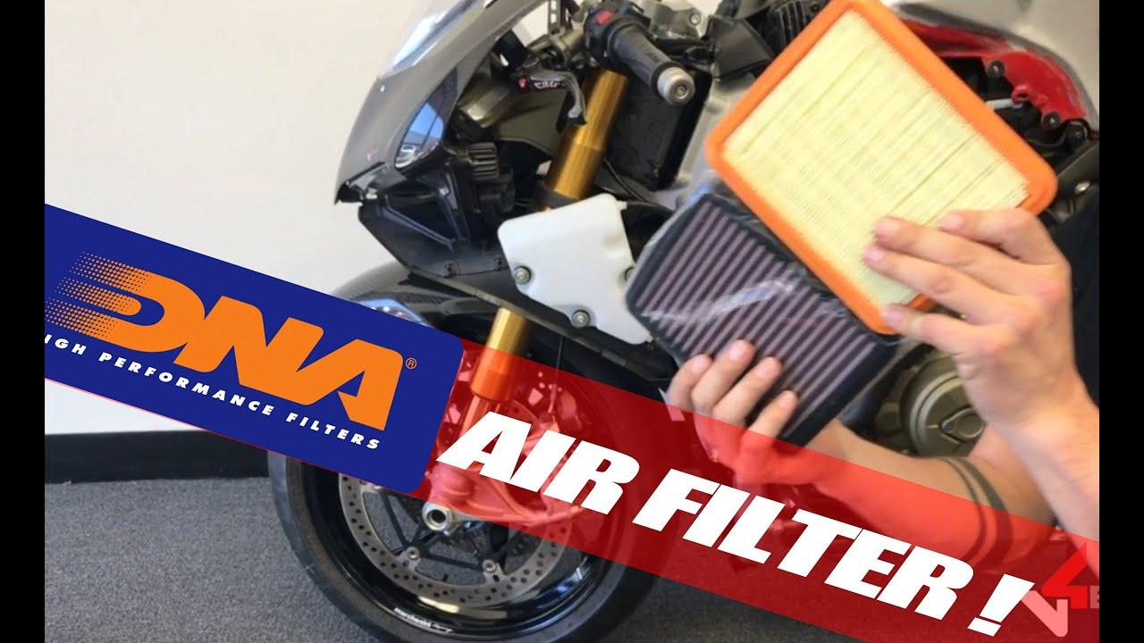 DUCATI 959 PANIGALE K/&N HIGH FLOW AIR FILTER