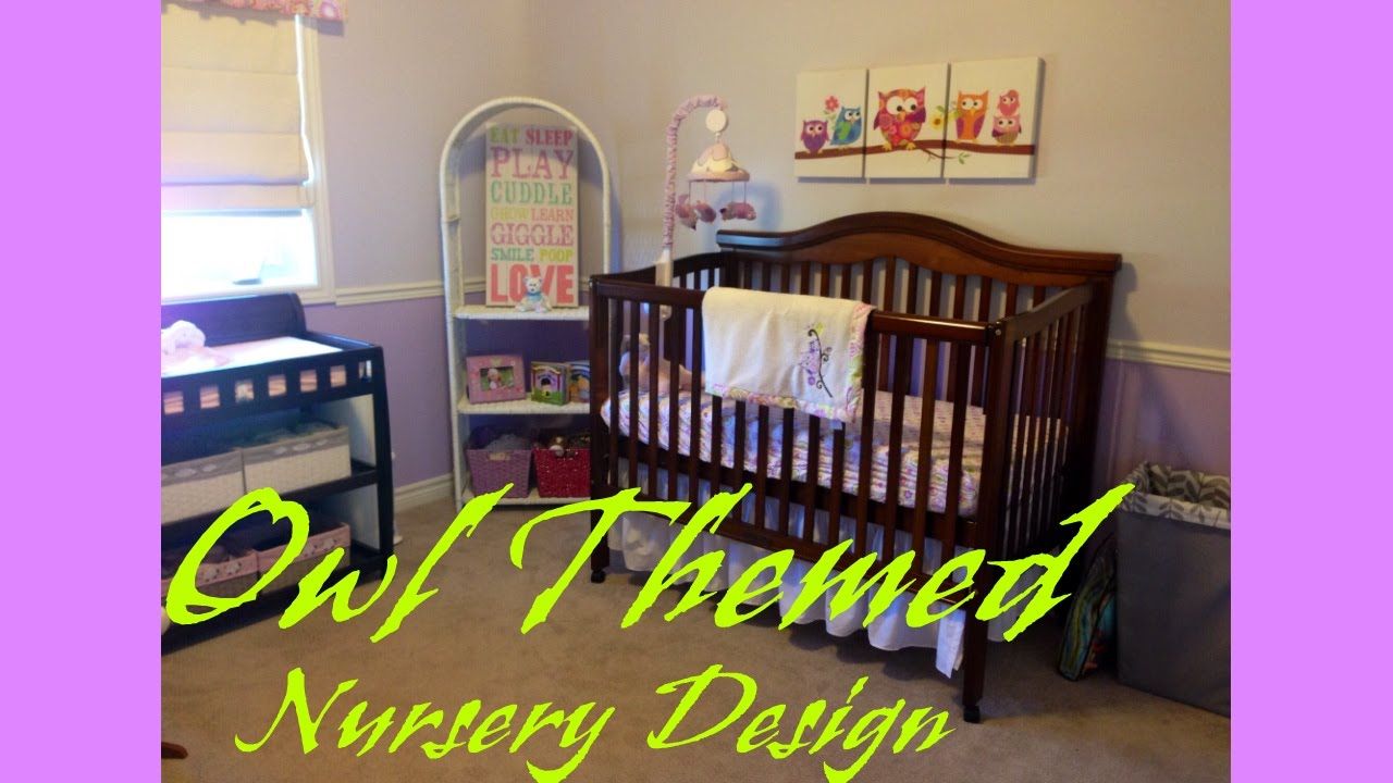How To Decorate A Baby S Nursery On Limited Budget