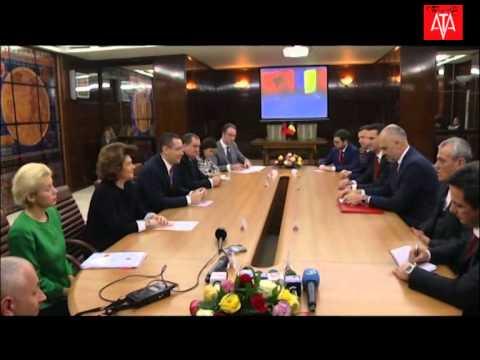 Shqipëria dhe Rumania nënshkruan sot në Bukuresht marrëveshjen e Mbrojtjes Sociale