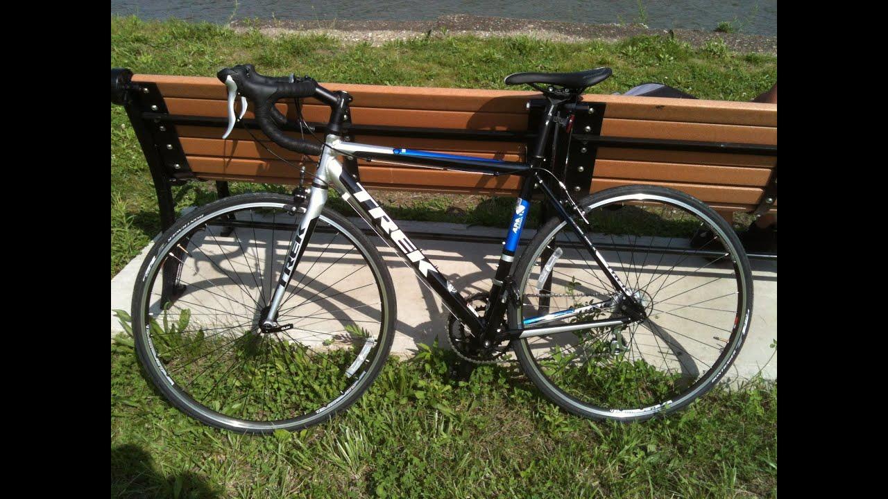 a3654582f27 Trek 1.1 Road bike review - YouTube