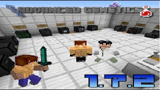 Review Mod Advanced Genetics Minecraft 1.7.2 En Español