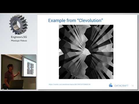 Computer Graphics in Clojure - Singapore Clojure Meetup