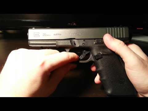 "How the Glock ""Safe Action"" system works"